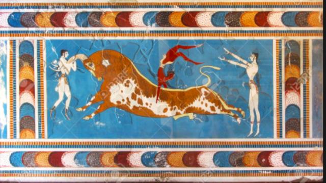 Knossos: Art and Beliefs