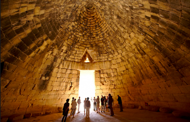 Mycenae Architecture