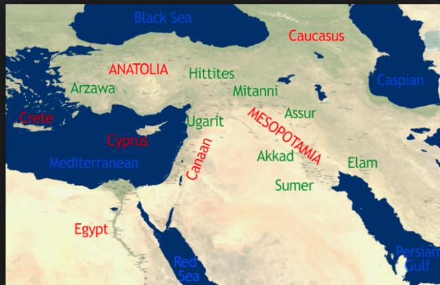 Anatolia Colonies