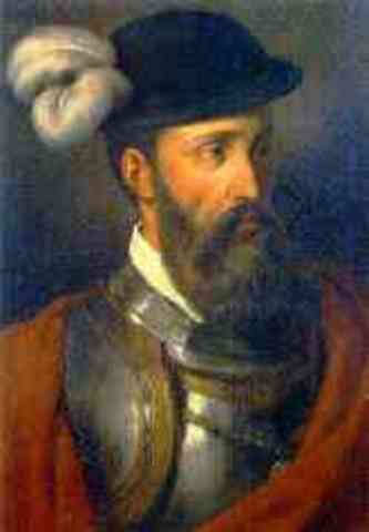 Francisco Pizarro (First Expedition)