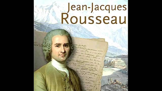 concepción pedagógica de Rousseau