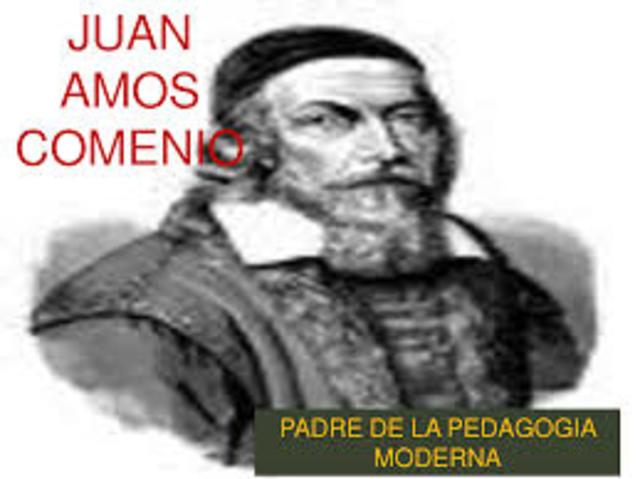 Comenius- padre de la pedagogía- didactica magna