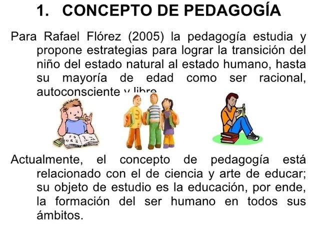 Florez- Hacia una pedagogía de conocimiento