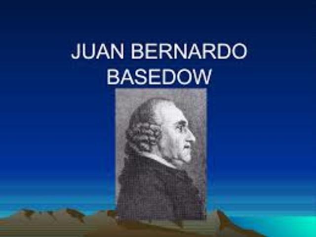 Basedow y la pedagogía filantropica