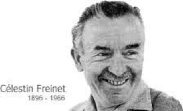Freinet y el materialismo escolar