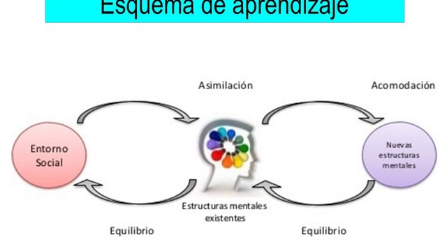 El aprendizaje según Piaget