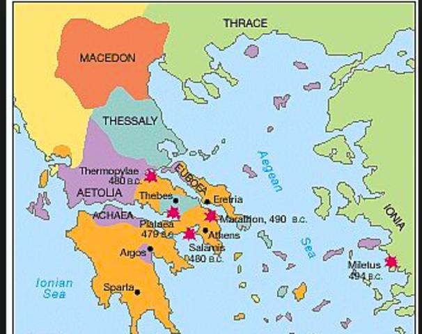 Ionia annexed