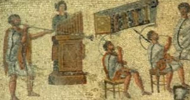 Antigüedad en Roma