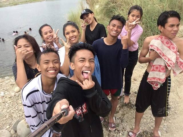 Dam at Tibagan