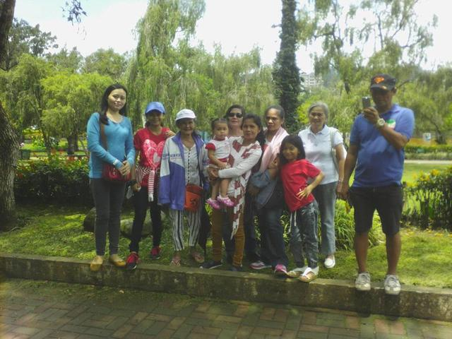 Family at Baguio City