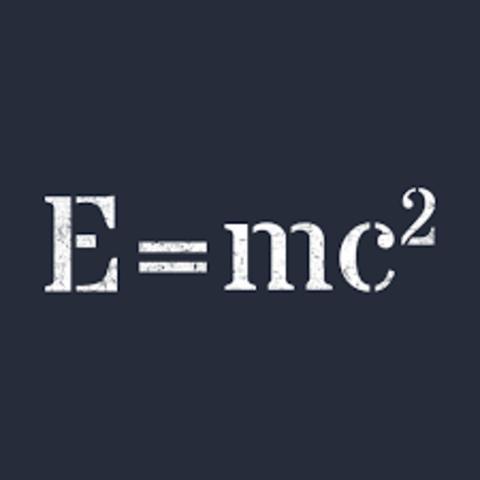 Albert Einstein reveals E=mc^2
