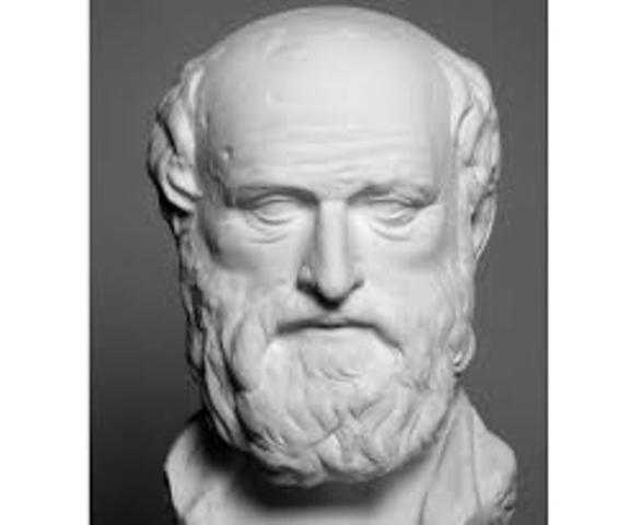 Eratosthenes is born
