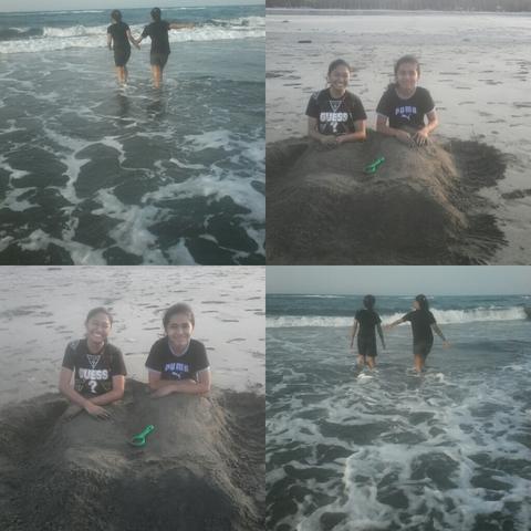 Summer Vacation in Pangasinan