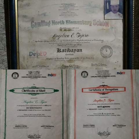 My Preparatory Graduation