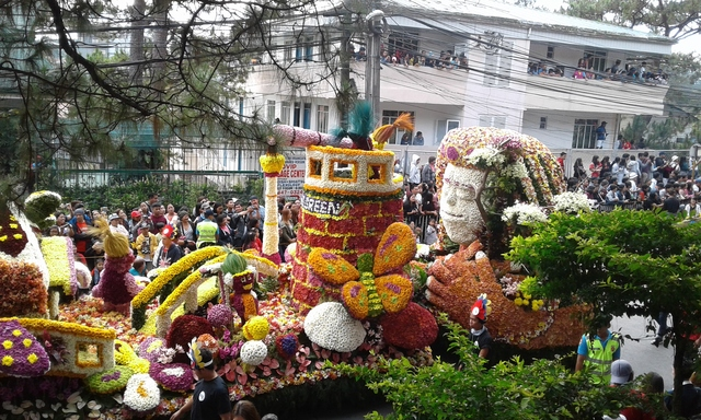 Pinagbenga Festival, Bagiuo City