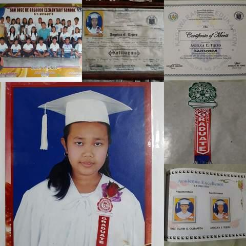 My Elementary Graduation