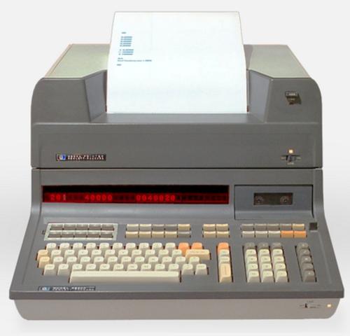 Многофункциональный компьютер HP 9830