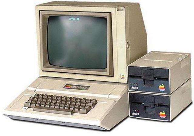 Компьютер Apple II