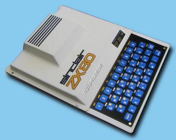 Персональный компьютер Sinclair ZX80