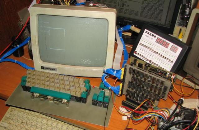 Микрокомпьютер Микро-80