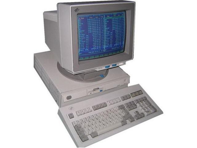 Персональный компьютер IBM Personal System / 2