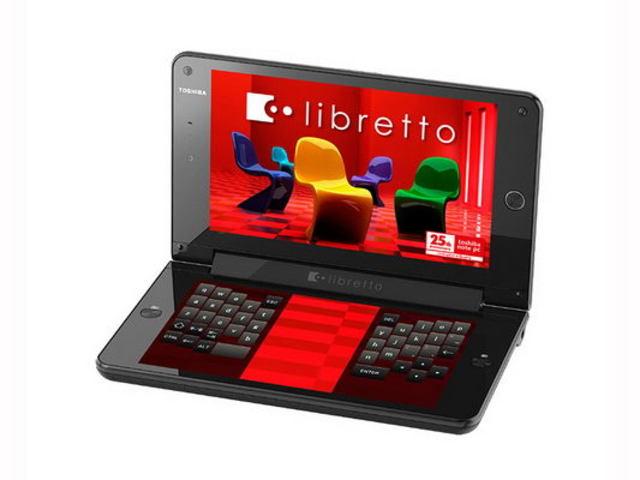 Субноутбук Toshiba Libretto 20