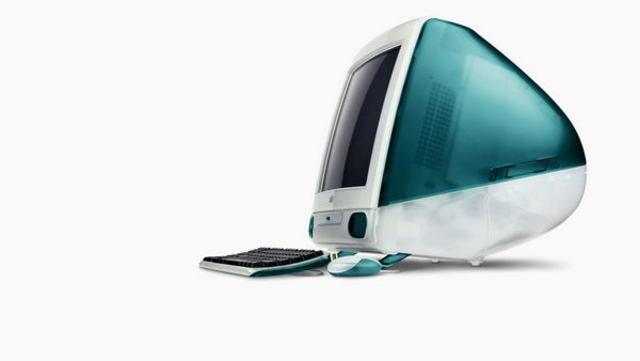 Моноблочный персональный компьютер Apple iMac