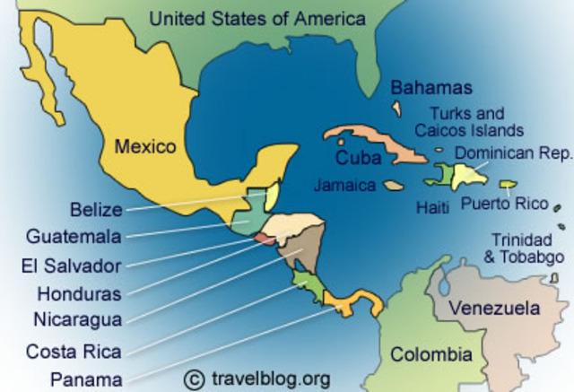 Christopher Columbus' 4th Voyage