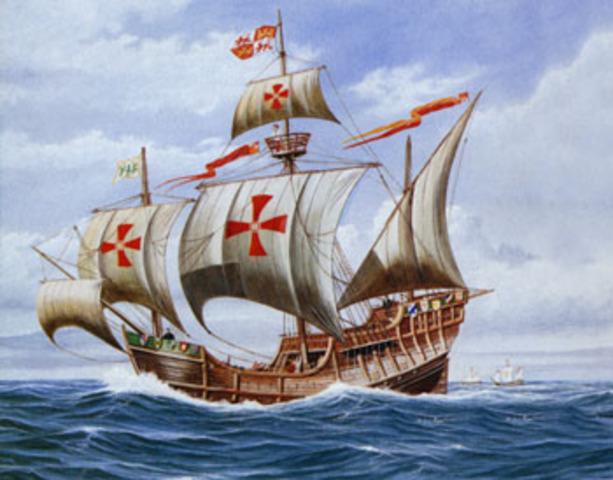 Christopher Columbus (First Voyage)
