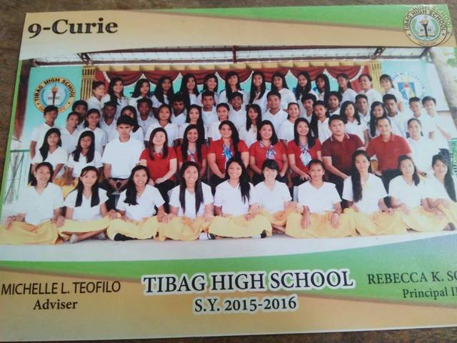 Grade 9, Curiesters!