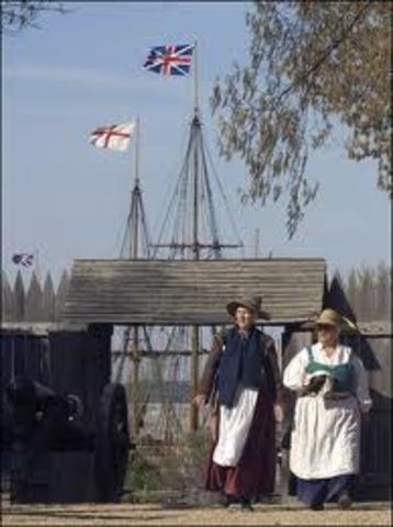 Jamestown Virginia