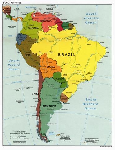 Ferdinand Magellan: Atlantic & Pacific Oceans