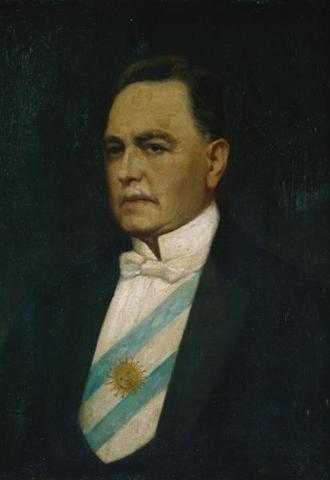 Fin del mandato de Hipólito Yrigoyen (U.C.R)