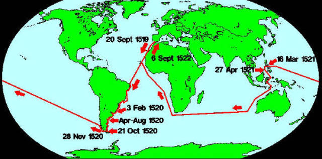 Magellan's Crew: Spice Islands and Circumnavigation