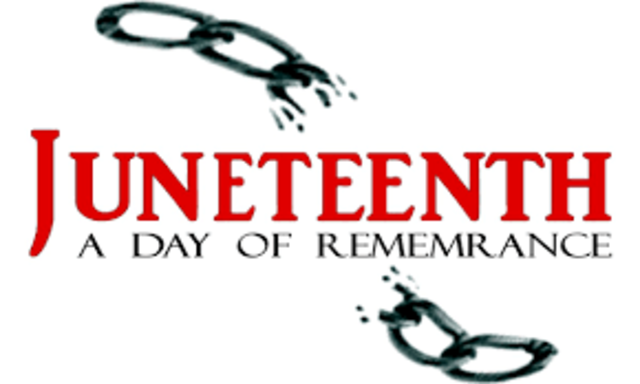 Juneteenth: https://www.c-span.org/video/?324415-1/history-juneteenth