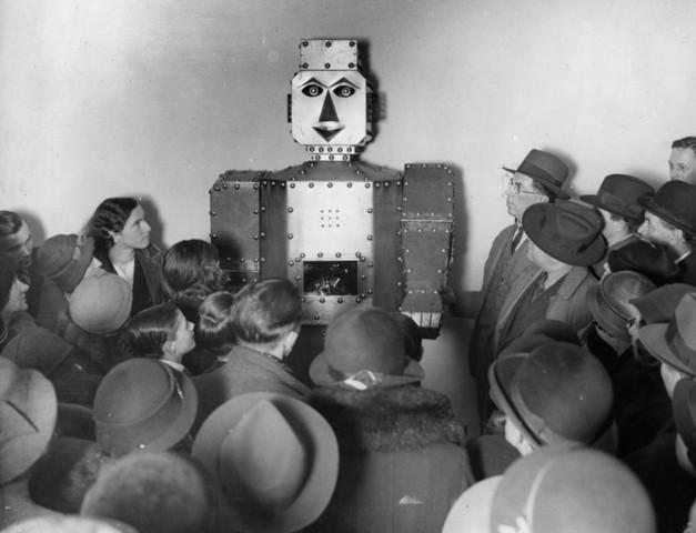 Рассвет роботов