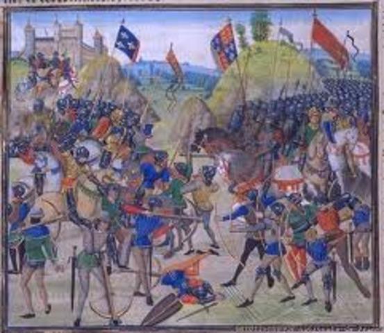 Start of the Hundred Years War