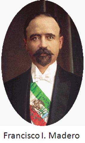 MADERO, FRANCISCO I. Periodo presidencial: 1911-1913