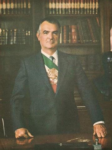 Miguel de la Madrid Hurtado Periodo presidencial: 1982-1988