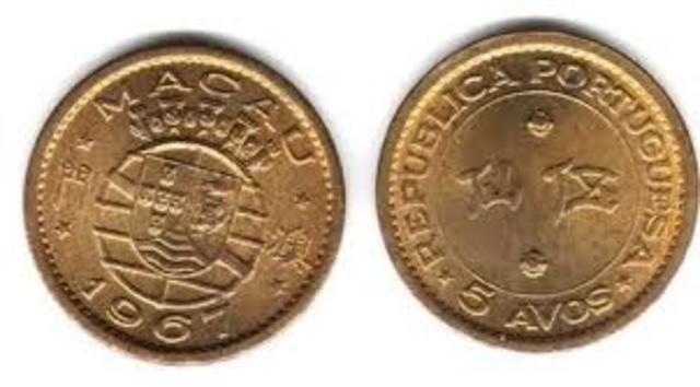 Moneda de níquel