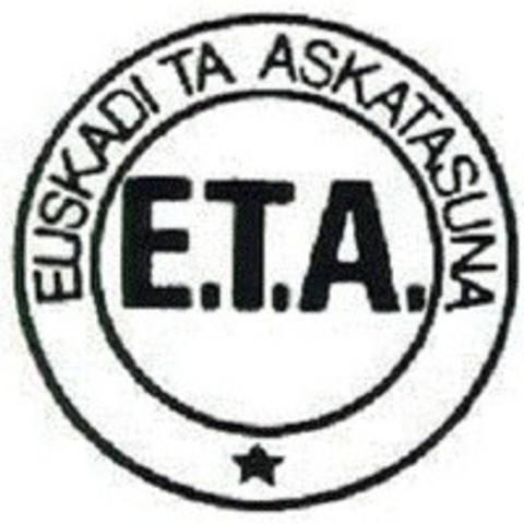 La creación del movimiento ETA (Euskadi eta Askatasuna)