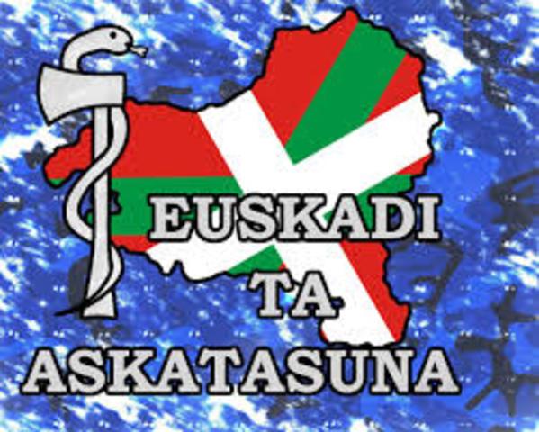 El comienzo de un carácter étnico del nacionalismo vasco