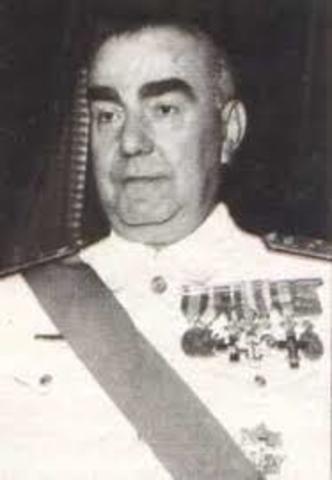 El asesinato del sucesor de Franco