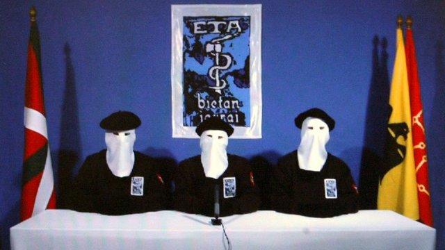 La disolución de ETA