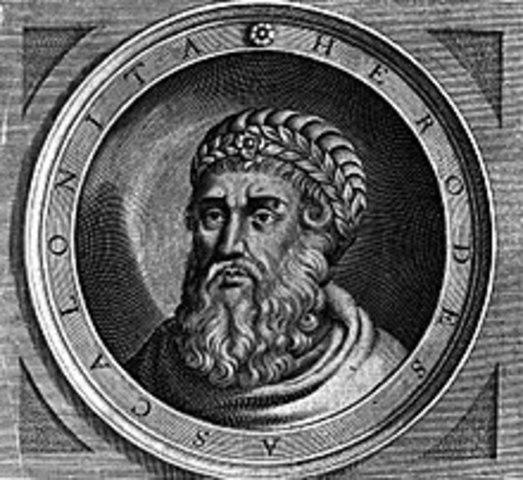 Heródes muere