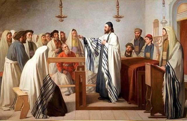Origen de la sinagoga