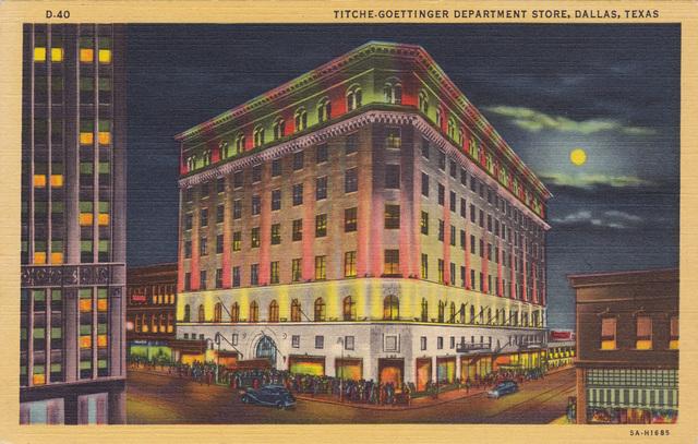 Titche-Goettinger Building
