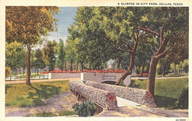 City Park established