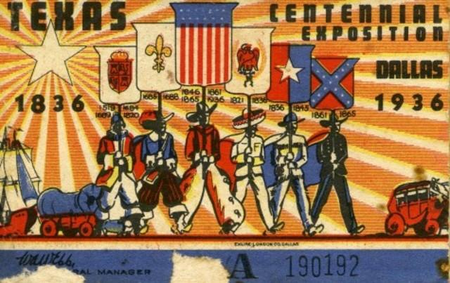Texas Centennial Exposition