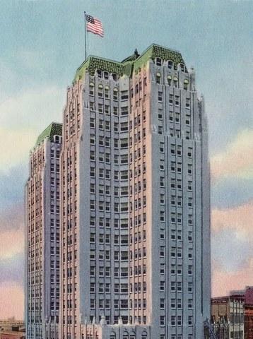 Medical Arts Building & Stoneleigh Hotel
